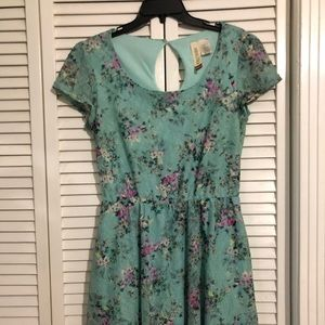 Mimi Chica (Nordstrom) Lace Dress